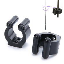 New 10Pcs/Set Plastic Club Clip Fishing Rod Pole Storage Rack Tip Clamps Holder Without Screws Tackle