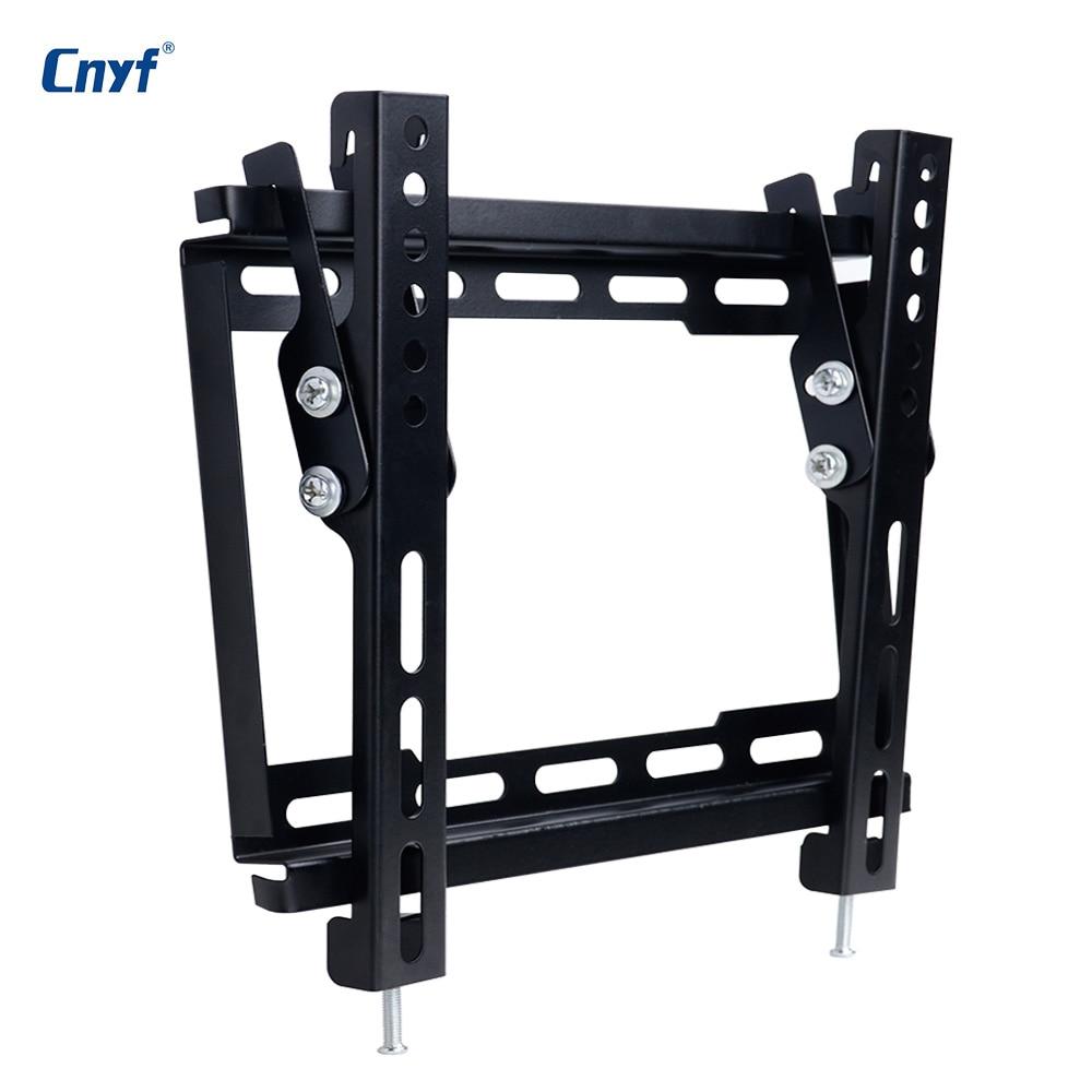 CNYF Universal TV Stand Wall Mount TV Bracket Holder For Most 12 ~ 37 Inch HDTV Flat Panel LCD Plasma TV стоимость