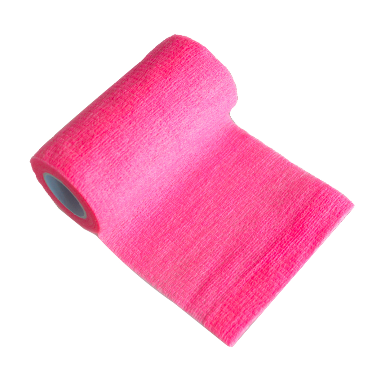 24Pcs/Lot 10cm*5m Waterproof Cohesive Elastic Flexible Bandage Self Adhesive Nonwoven Bandage Sports Tape Pink Color 48pcs lot waterproof self adhesive nonwoven bandage first aid kit sport protect tape cohesive wound wrap for hand 5cm 4 5m