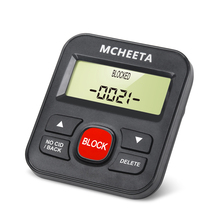 CHEETA 801 New Version Telemarketing Call Blocker, Block All Nuisance Calls,Spam Calls,Robocall Calls, Press the Red Button To