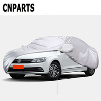 CNPARTS Car Covers Accessories For Honda Civic Volvo S60 S70 Toyota Corolla Opel Vectra C Sedan L Waterproof Dustproof Styling