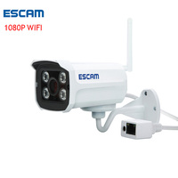 ESCAM QD900 1080p Wifi Wireless Ip Bullet Camera Outdoor Ipcam Night Vision CCTV Home Security Wi