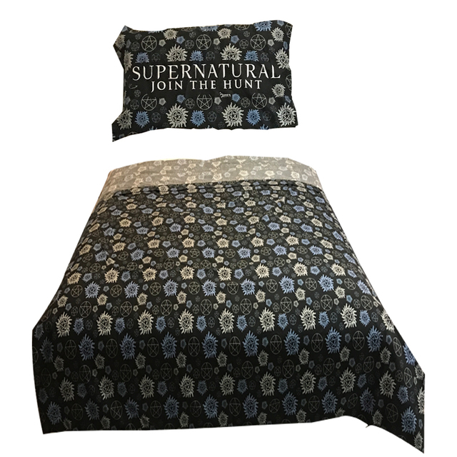 Cotton Palace Black Bedding Sheet Beds Cover Twin Queen Printing Bed Sheets