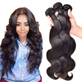 7A Brazilian Body Wave 3 Bundles OG Hair Product Brazillian Virgin Hair Body Wave 6-28Inch Wet And Wavy Human Hair Weave No Shed