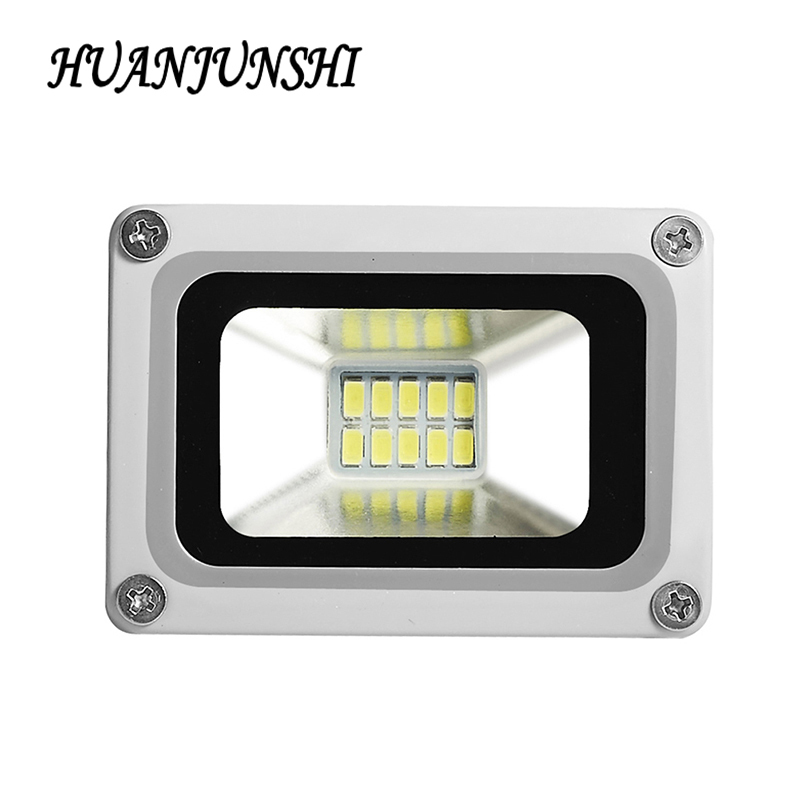 LED Flood Light 10W 20W 30W 50W Floodlight IP65 Waterproof 220V LED Spotlight Refletor LED Outdoor Lighting Searchlight Newest luckyled led floodlight 10w 20w 30w 50w outdoor spotlight flood light ac 220v 240v waterproof ip65 professional lighting lamp