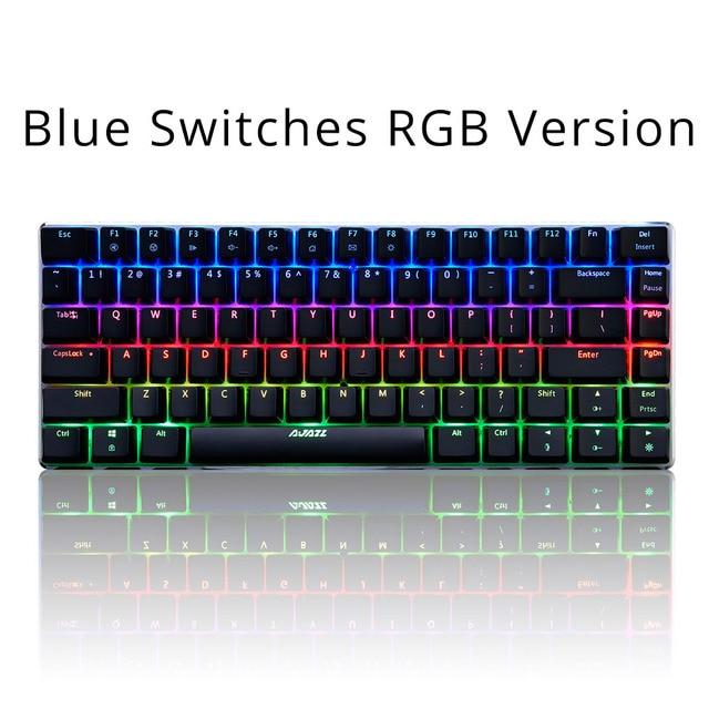 Blue Switch RGB