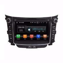 4GB RAM Octa Core 7 Android 8 0 Car dvd Player for Hyundai I30 2011 2015