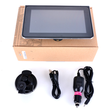 7 inch Android Vehicle GPS Navigation Rear view cameraTruck Car