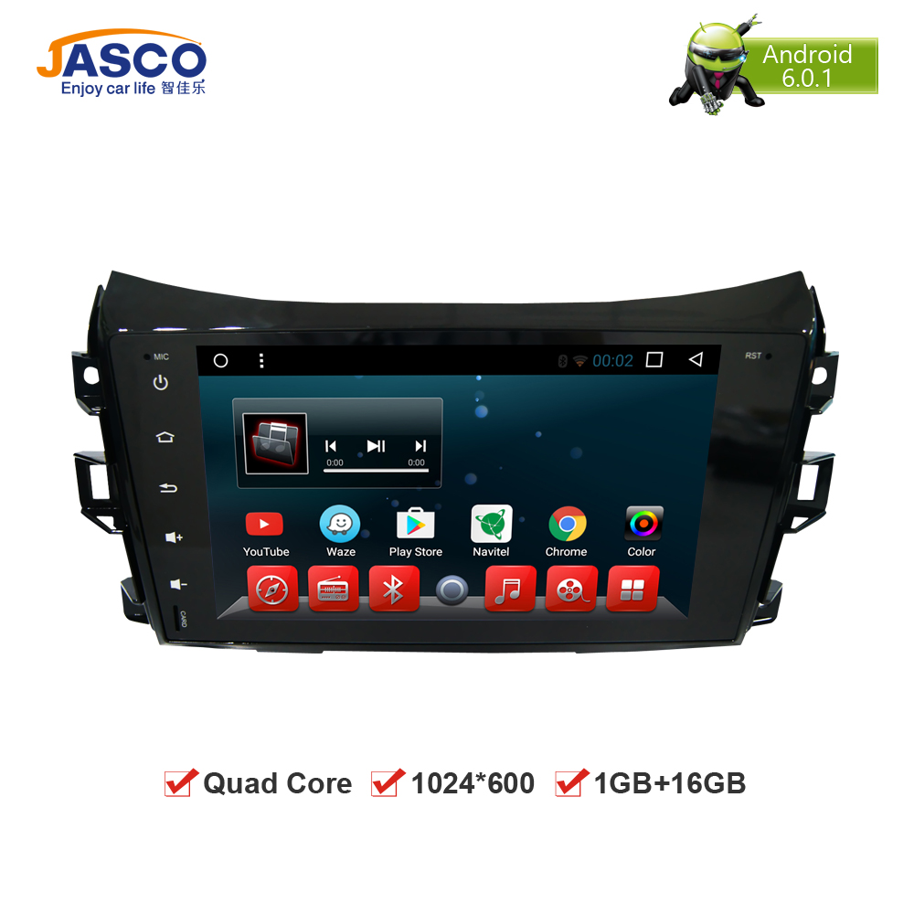 9 HD Android Car DVD Player GPS Glonass Navigation for Nissan Navara NP300 2014 2015 2016