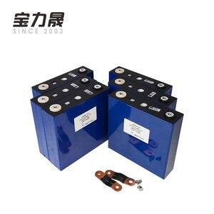 Image 5 - 4 sztuk 3.2 V 123Ah lifepo4 baterii długie cykle życia 4000 razy 3C akumulator słoneczna 12 12.8 V 120Ah komórki nie 100Ah ue usa wolne od podatku