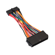 ใหม่สำหรับ Dell OptiPlex 760 780 960 980 ATX PSU 24Pin MINI 24Pin สายเชื่อมต่ออะแดปเตอร์ Gadget l920 #1
