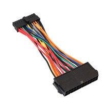 Nuevo adaptador de corriente para Dell Optiplex 760 780 960 980 ATX PSU de 24 pines a Mini conector con adaptador de cable Gadget l920 #1