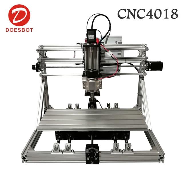 CNC4018 with ER11,diy cnc engraving machine,Pcb Milling Machine,Wood Carving machine,cnc router,cnc 4018,GRBL,CNCUSB
