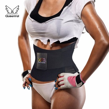 waist trainer corsets hot shapers waist trainer body shaper Bodysuit  Slimming Belt Shapewear women belt waist cincher corset ropa interior de encaje negra