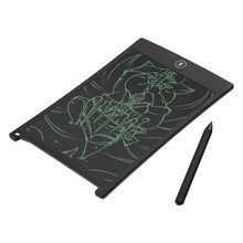 LCD Writing Tablet 8.5 inch Digital Drawing Electronic Handwriting Pad Message Graphics Board Kids Writing Board Children Gifts(China)