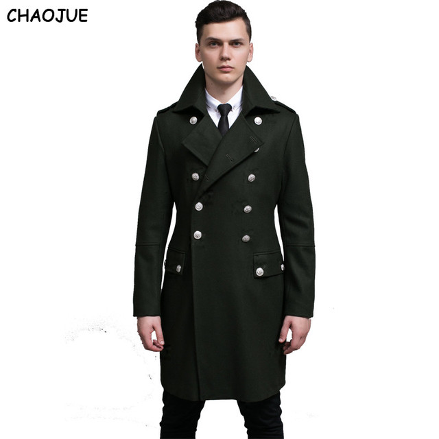 Aliexpress.com : Buy CHAOJUE Design men coats and jackets S 6XL ...