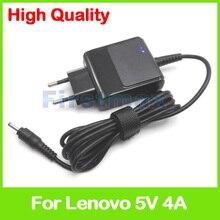 5 V 4A 20 W laptop charger adattatore di alimentazione CA per Lenovo Miix 320 10ICR 310 10ICR 300 10IBY Ideapad 100S 80R2 ADS 25SGP 06 05020E