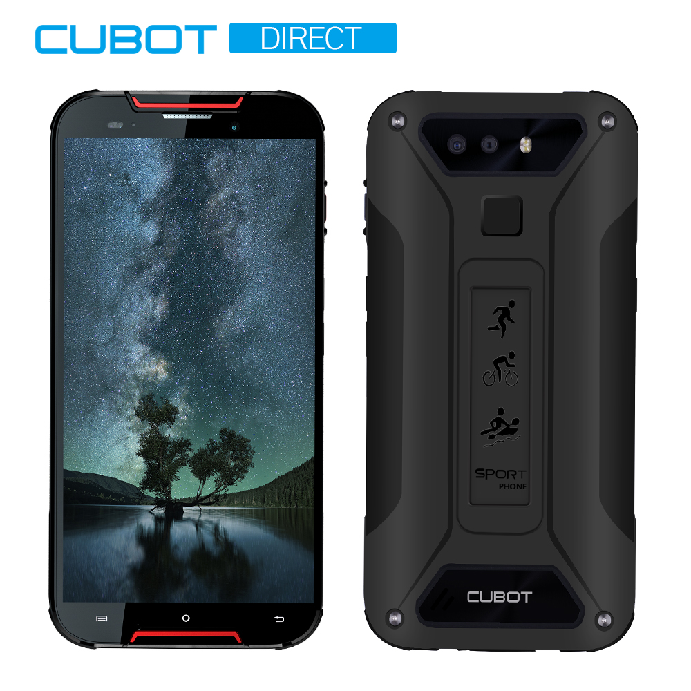 Cubot Quest Lite Sports Rugged Phone IP68 MT6761 5.0