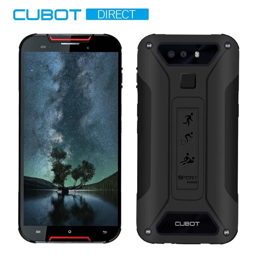 Cubot Quest Lite Sports Rugged Phone IP68 MT6761 5.0
