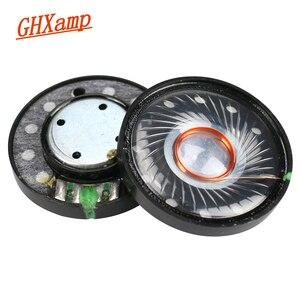 Image 5 - GHXAMP 40 มม.หูฟังไร้สายลำโพง Neodymium 112dB HIFI ชุดหูฟัง Horn ลำโพง 2 PCS