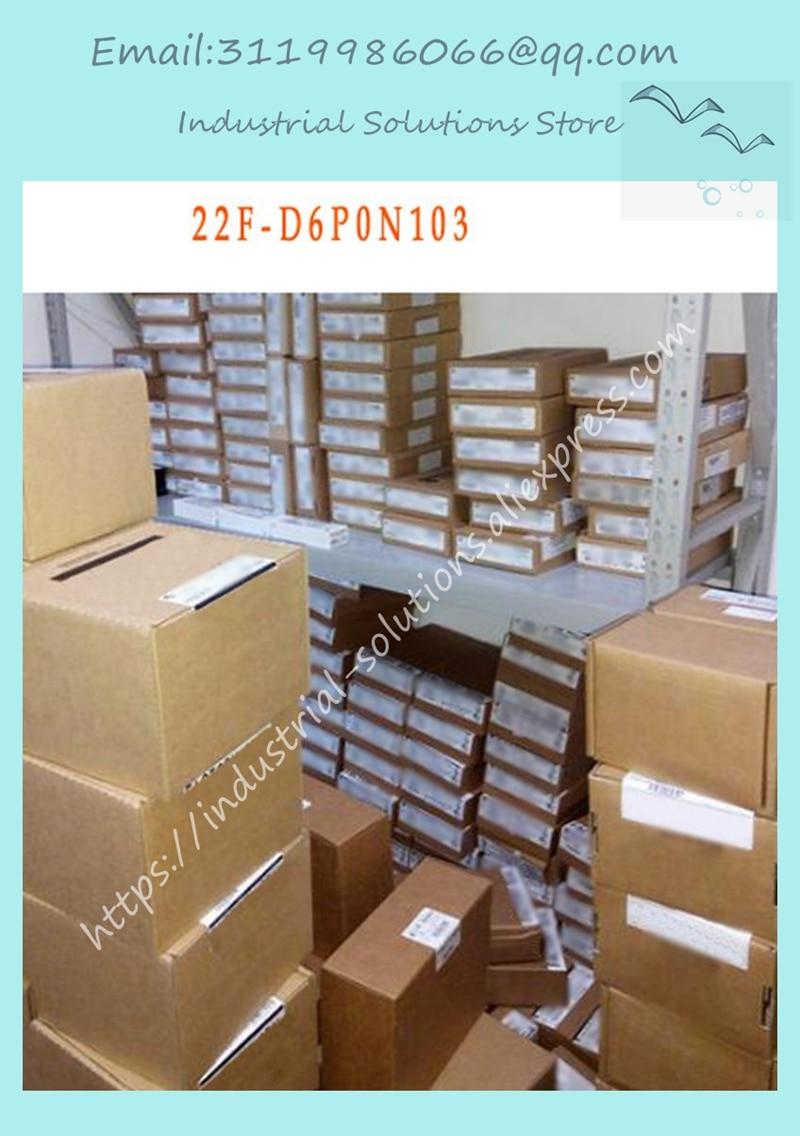 NUOVO 22F-D6P0N103 22F-D6PON103 industriale di controllo del convertitore di frequenzaNUOVO 22F-D6P0N103 22F-D6PON103 industriale di controllo del convertitore di frequenza