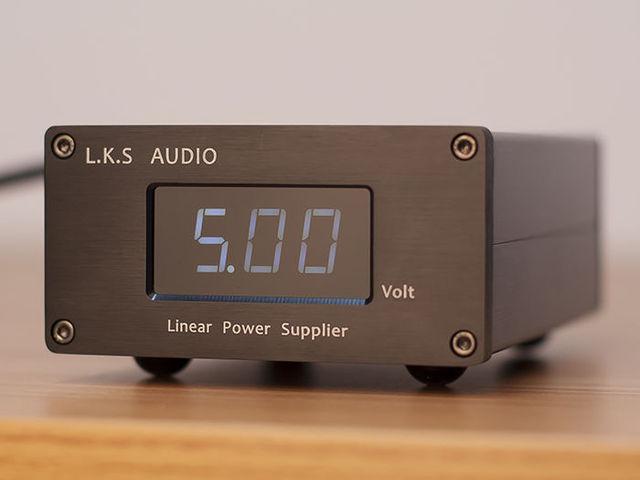 LKS 25W Linear Power Supply DC 5V 3.5A USB 5V  w/ 25VA Talema Transformer Ultra-Low Noise Upgrade To HIFI AUDIO SPDIF Device
