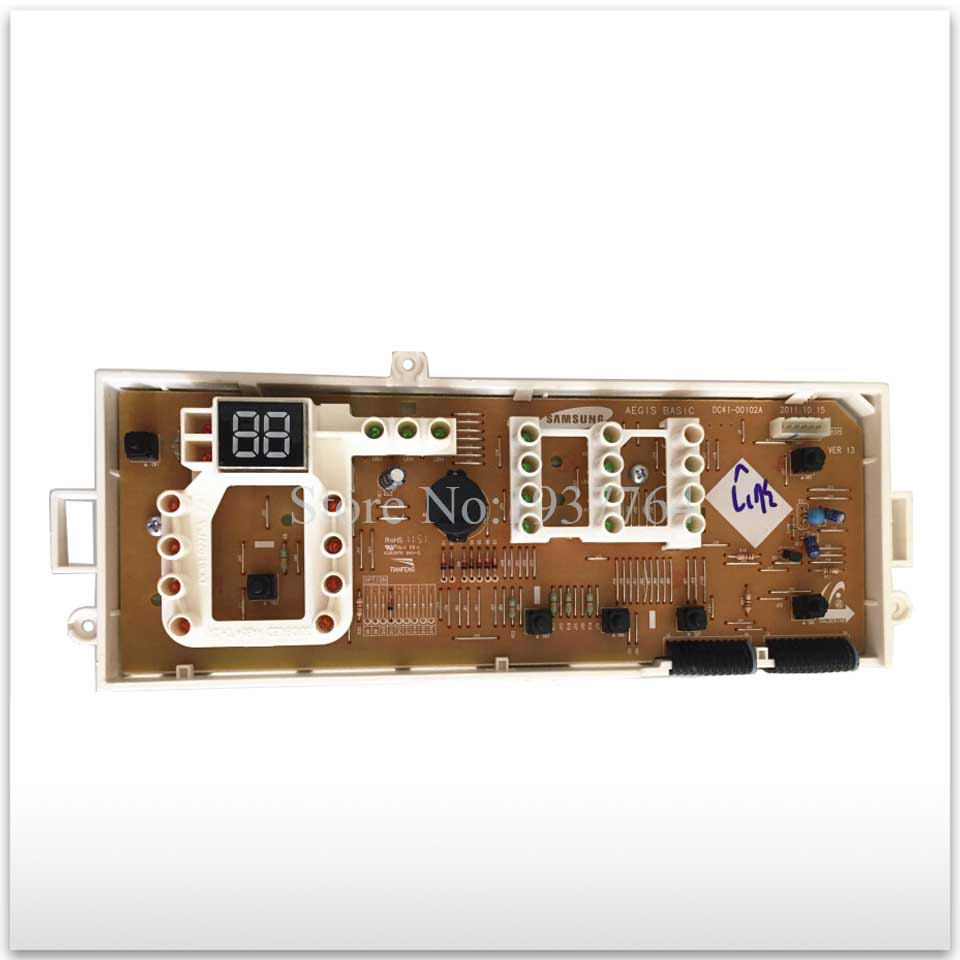 new board for washing machine computer board DC41-00102A DC92-00523 good working tle4729g automotive computer board