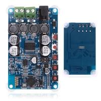 TDA7492P Bluetooth 4.2 CSR64210 Ricevitore Bluetooth Amplificatore Audio Consiglio 2x50 W per 4/6/8/16 Ohm Altoparlanti Modulo Componente di Ricambio