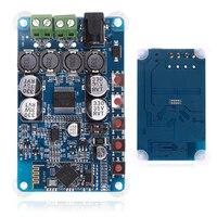 TDA7492P Bluetooth 4 2 CSR64210Bluetooth Audio Power Amplifier Board 2x50W For 4 6 8 16