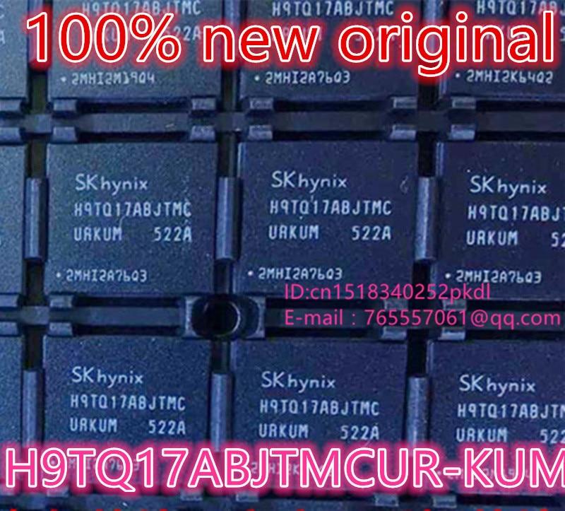 (1PCS) (2PCS) (5PCS) (10PCS) 100%New original   H9TQ17ABJTMCUR-KUM  BGA  IC chip  H9TQ17ABJTMCUR KUM 100%new original b2415s 2w ic chip 10pcs