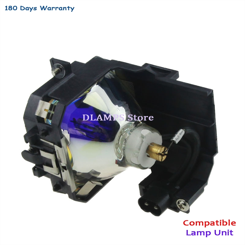 Replacement Projector lamp bulb ELPLP21  V13H010L21 compatible with EPSON EMP-53 EMP-73 EMP-73C PowerLite 53c 73c projectors replacement projector lamp elplp21 v13h010l21 for epson emp 53 emp 73 powerlite 53c powerlite 73c