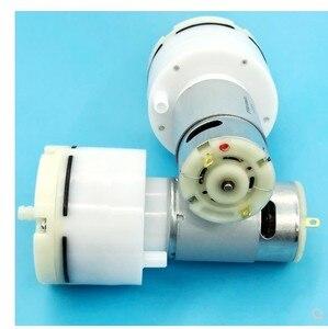 Image 4 - Micro Air Vacuümpomp Duurzaam Membraanluchtpomp 15L/Min 1500mA Voor Thuis Apparaten Dc 12V