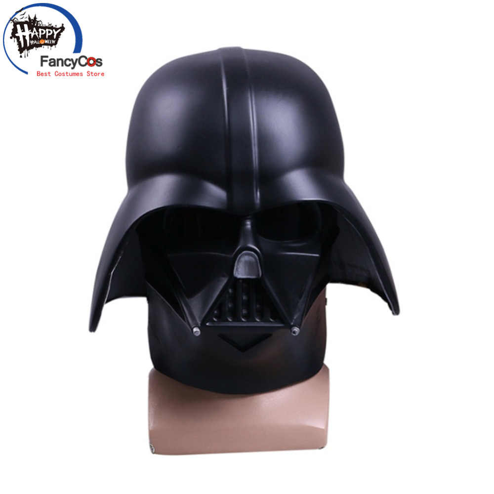 Star Wars: episode VI Return Of The Jedi Topeng Darth Vader Anakin Skywalker Masker Cosplay Helm Halloween PVC Masker Alat Peraga