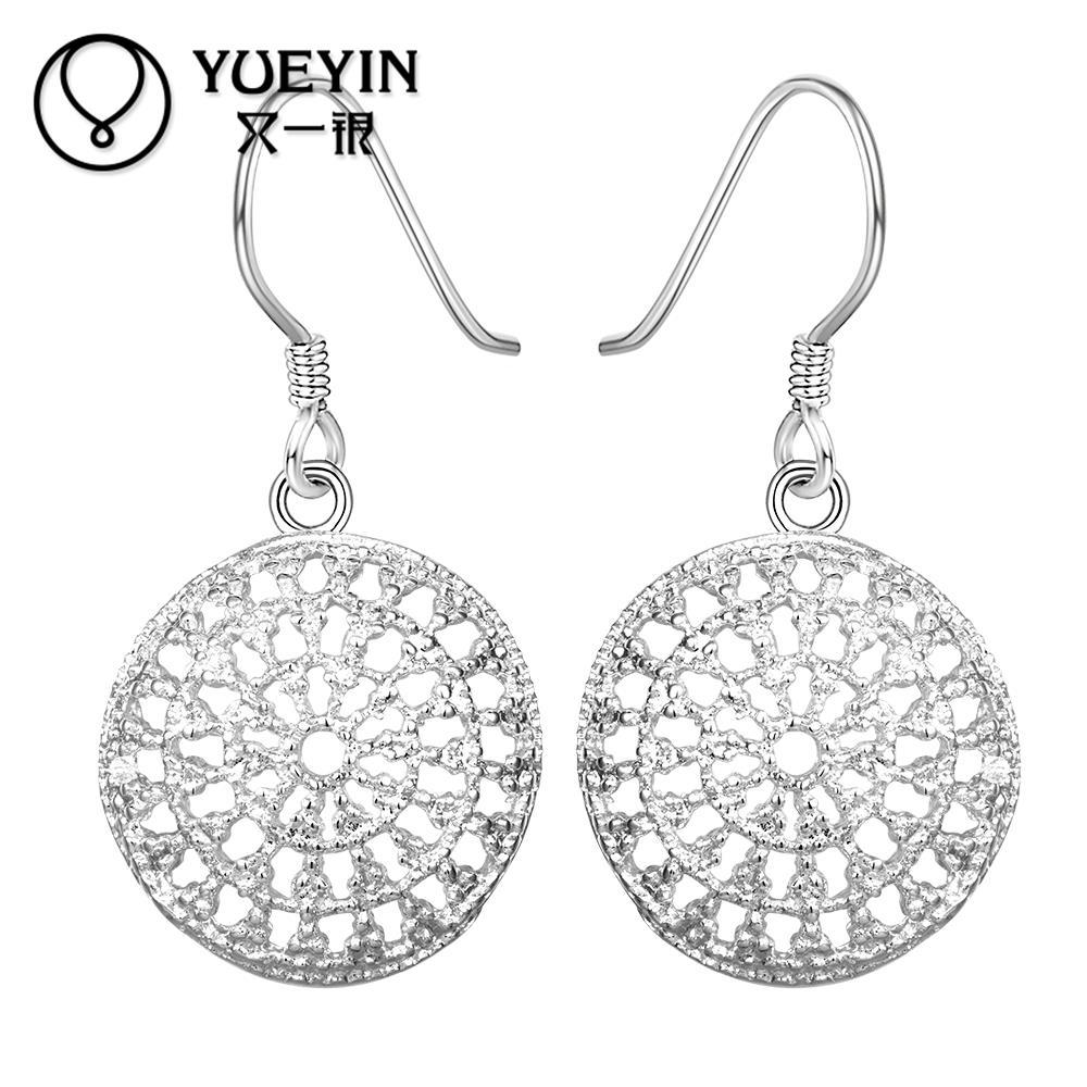 4ccca7308e96 Venta caliente joyería de plata de moda pendientes de la perla de la manera  con diseño elegante romántico alta calidad