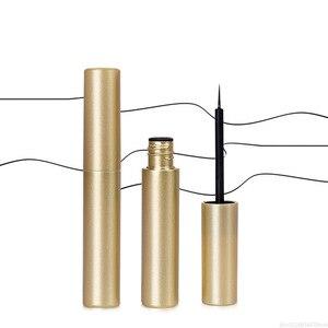 Image 5 - Waterproof Magnetic Eyeliner For Magnets Eyelashes Quick Drying Sweat proof Long lasting Big Eyes Makeup Liquid Eyeliner TSLM2