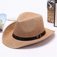 2018 Western Cowboy Hat Hand Made Beach Felt Sunhats Party Cap For Man Woman Cowboy Hat Unisex Hollow Western Hats Gift AD0040