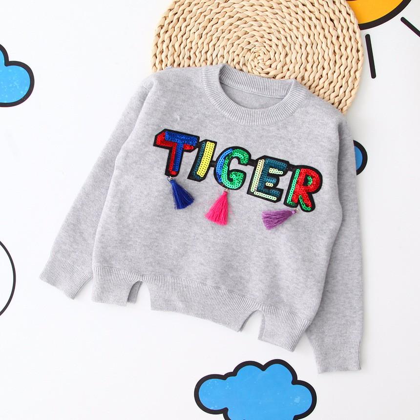 Girls Cardigan Sweater (3)