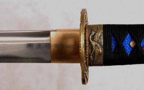 QUապոնական սամուրայ թուր թուր 1060 - Տնային դեկոր - Լուսանկար 4