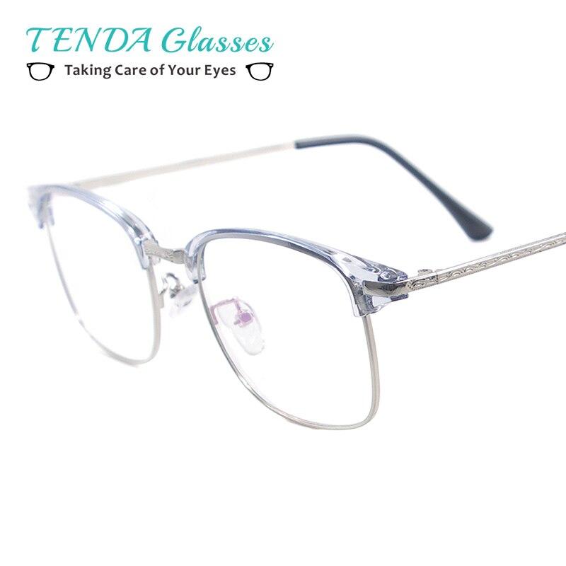 Homens Acetato Pequenas Mulheres Óculos de Aro Cheio de Óculos Quadrado  Para a Prescrição Miopia Lentes em Armações de óculos de Acessórios de  vestuário no ... 6b6d41f11d
