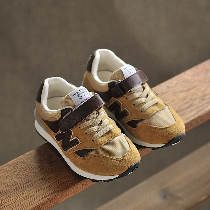 Hot children sneakers 2017 Spring Autumn new letter N children casual sports shoes boys and girls baby fashion running shoes new arrival 2016 spring models children sports shoes kids comfort shoes girls and boys fashion sneakers student running shoes