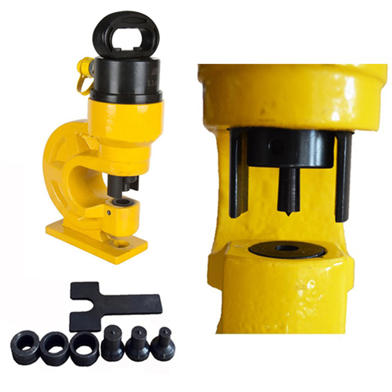Hydraulic Hole Punching Tool Copper Iron Hole Puncher CH-60 Hole Digger