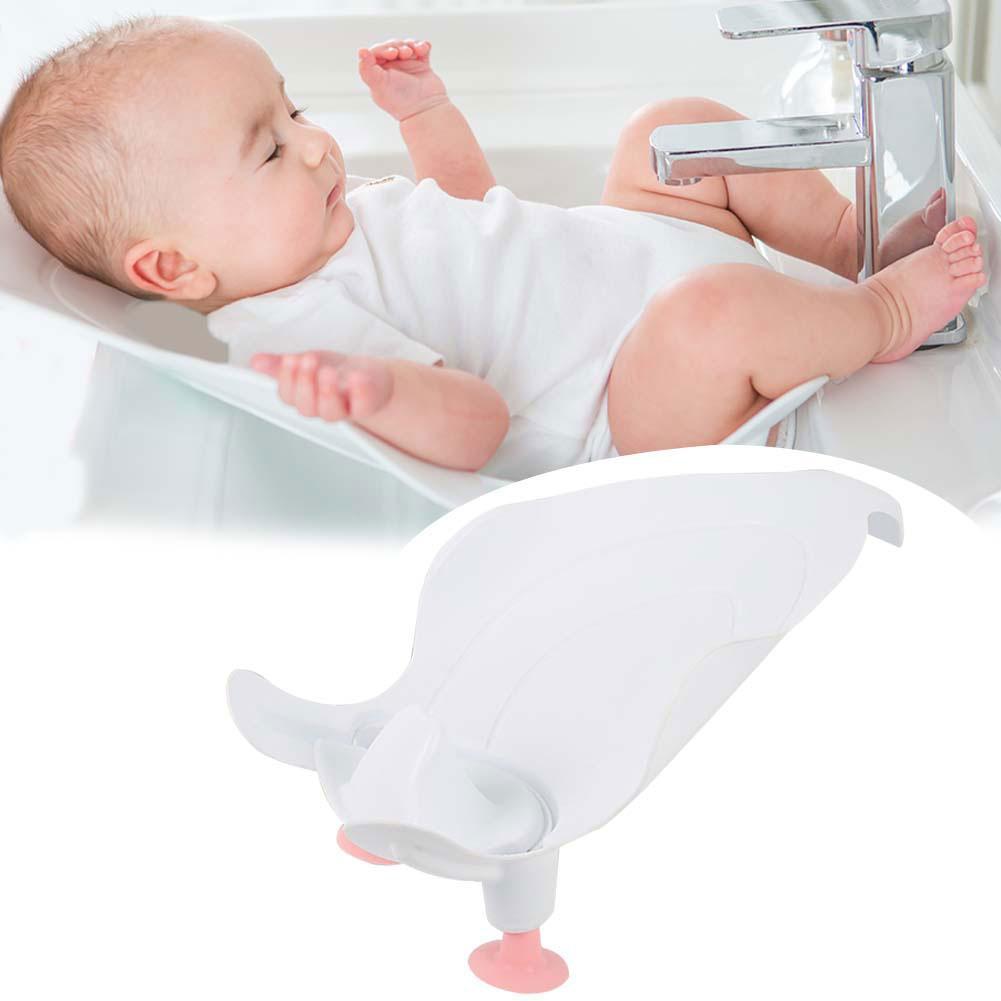 Portable Infant Baby Ass Washing Basin Newborn Compact Baby Bathtub For Newborn Baby Shower Bath Mat PP Bathtub Baby Care