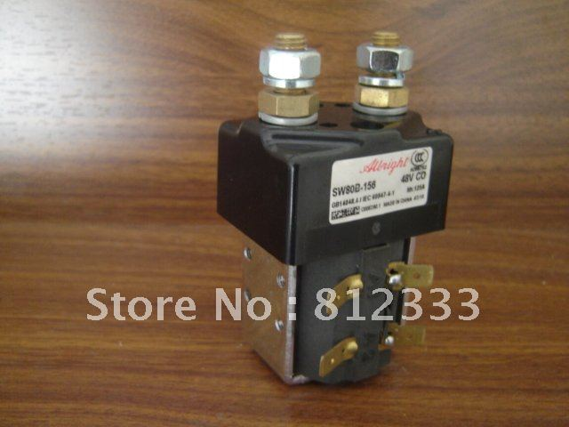Genuine albright sw80b 156 b4sw1112 48v dc contactor for curtis genuine albright sw80b 156 b4sw1112 48v dc contactor for curtis zapi controller forklift asfbconference2016 Image collections