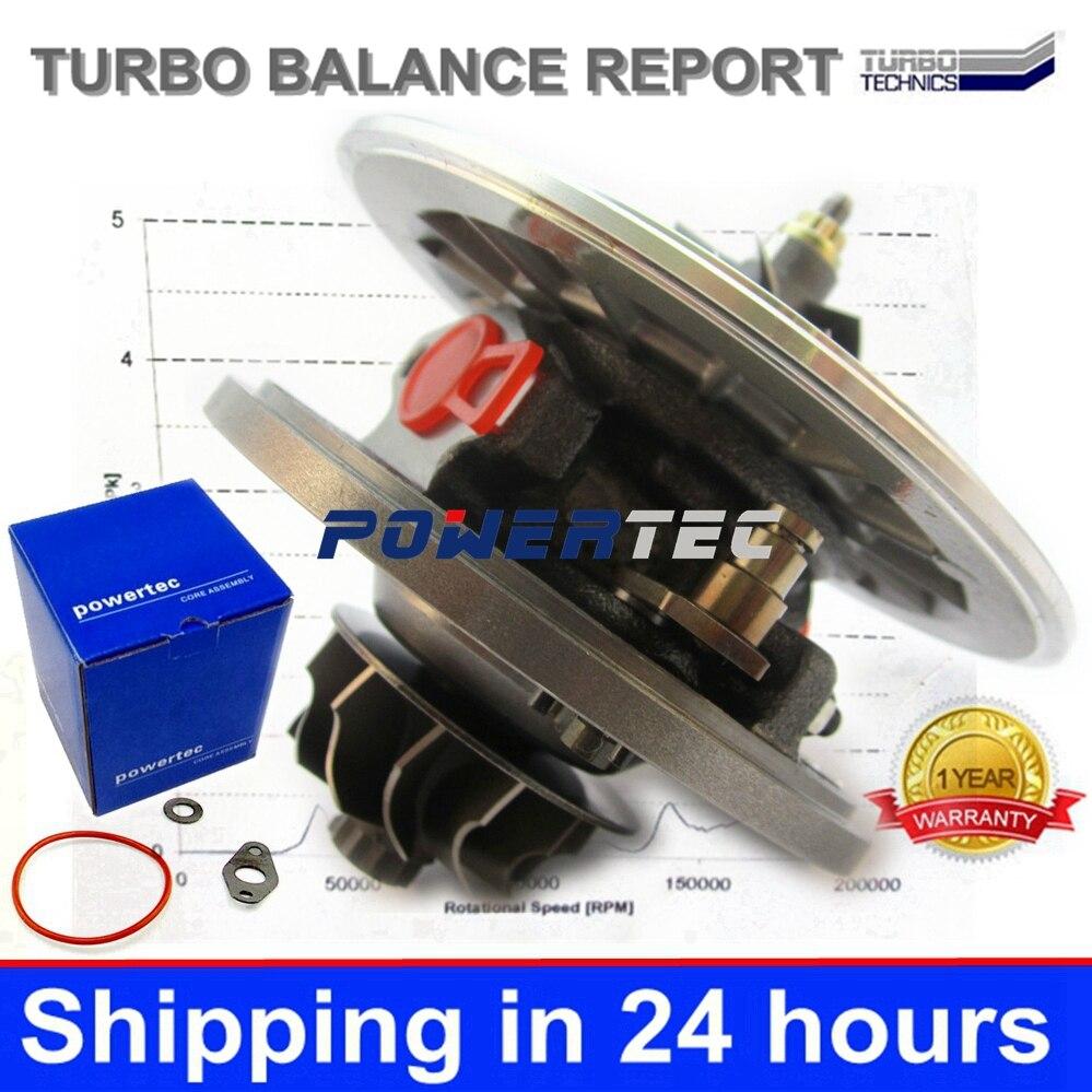 Garrett turbo GT2256V 724652-5001S 724652 79517 turbocharger core cartridge CHRA for Ford Ranger 2.8 HS2.8 HT 128 HP 2002 turbo cartridge chra core gt2052s 721843 721843 0001 721843 5001s turbocharger for ford ranger 01 power stroke hs2 8 2 8l 130hp
