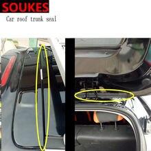 15 м резиновая Автомобильная наклейка для багажника бампера