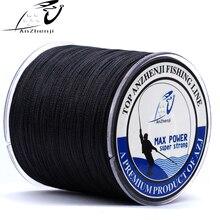Lake Sea Braided wire 9 Strands 500m PE Fish Line Multifilament Fishing For Carp Saltwater bas de ligne peche