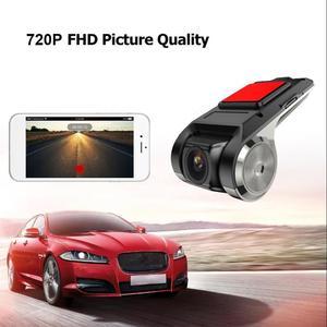 Image 2 - Full HD 720P Car DVR Camera Auto Navigation Recorder Dash Camera G Sensor ADAS Video