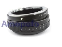 Amopofo CY-M4/three Tilt Lens Adapter Contax Yashica Lens to Micro 4 Thirds M4/three Digital camera