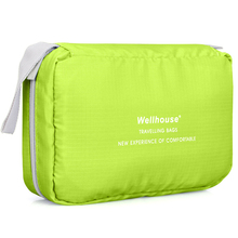 L29 Waterproof Travel Case Adjustable Hanging Makeup Bag Portable Cosmetic Pouch Brushes & Toiletry Organizers for Men & Women