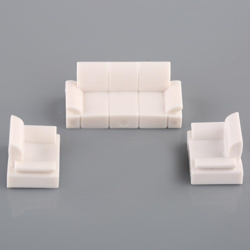 2 Sets 1:50 DollHouse MODEL Plastic Sofa Set Diy Construction Sand Table  Landscape Scene In Model Building Kits From Toys U0026 Hobbies On  Aliexpress.com ...